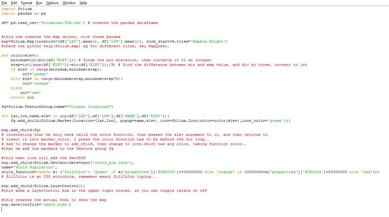 Learning Python programming – Oskar's blog